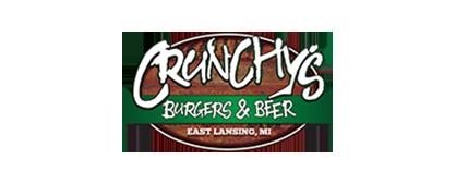 Crunchy's logo.