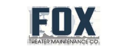 Fox Theater Maintenance logo.
