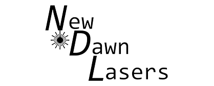 New Dawn Laser Logo
